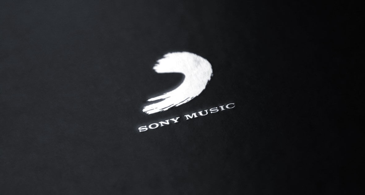 sony music logo black. sony music - echo 2015 print advertisement logo black h