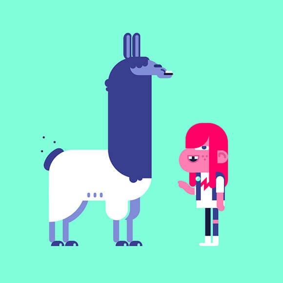 lama-fail-animation-illustration-kid-musclebeaver-youtube-1